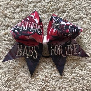 One of a kind Panther bow